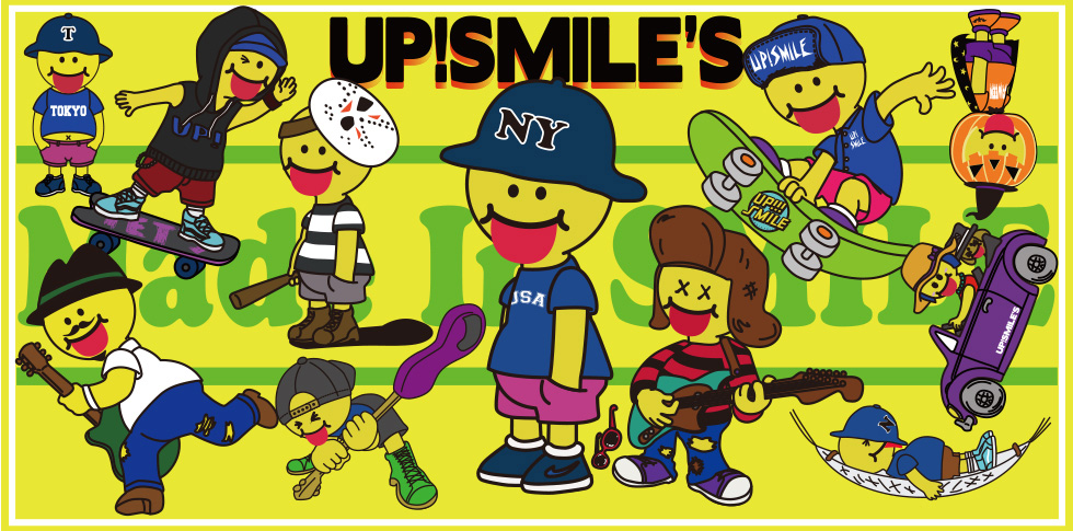 【UP!SMILE'S】